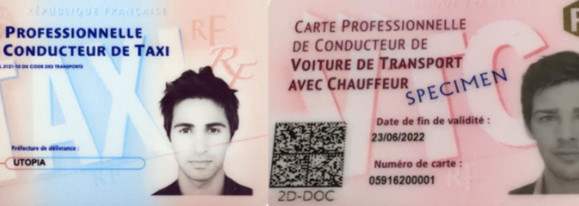 Prochaines dates de formation : VTC - TAXI - TPMR - ATTESTATION CAPACITAIRE
